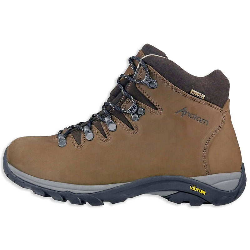 Anatom Q2 Women's Ultralight Leather Hiking Boots