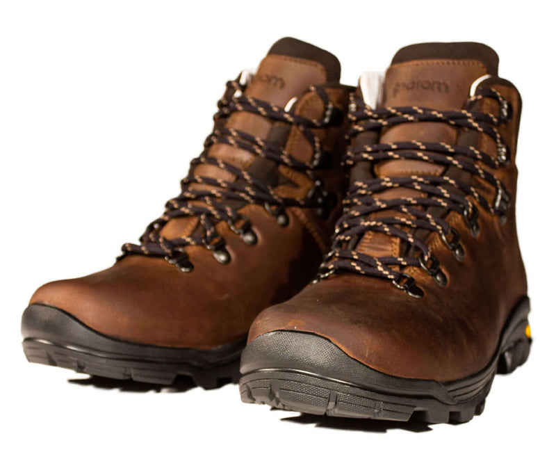 Quadra 2 Classic Leather Waterproof Hiking Boots by Anatom