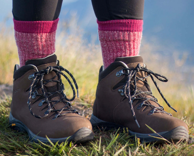 Ultralight Leather Hiking Boots