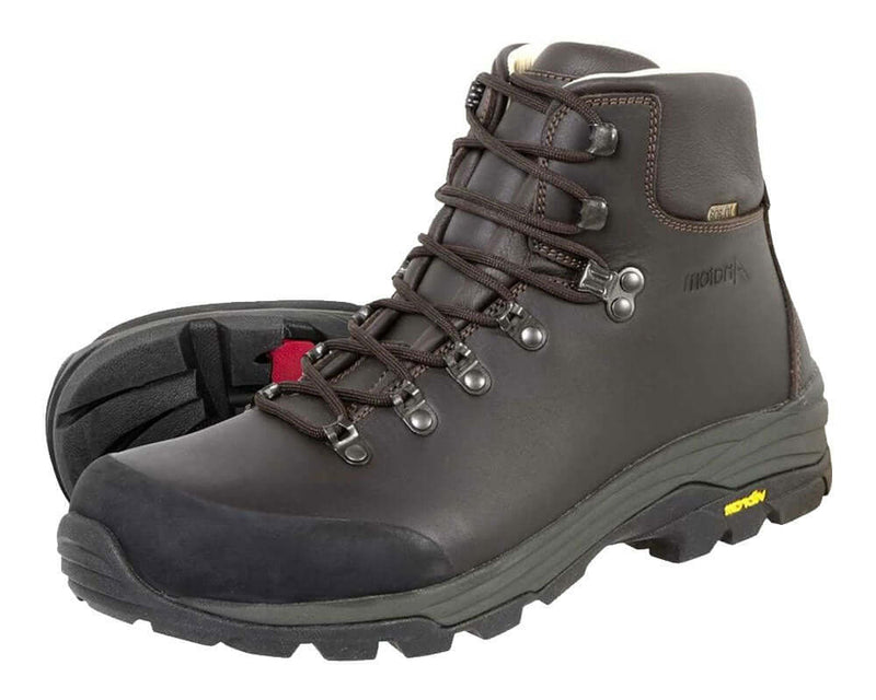 Quadra 3 Braeriach Leather Waterproof Hiking Boots by Anatom