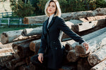 Ladies Country Tweed Overcoat by Hartwell