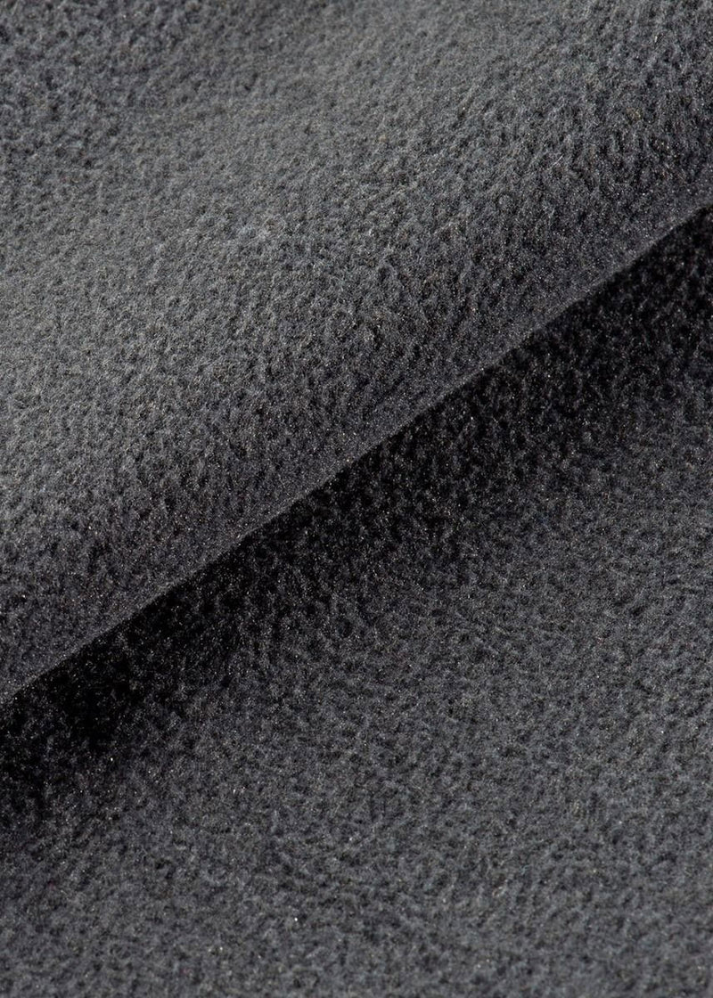 Charcoal colour Grey Fleece