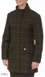 Combrook Tweed Shooting Coat by Alan Paine