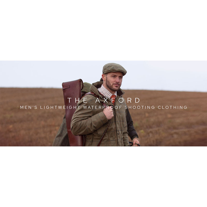 The Axford - Men's Lightweight shooting clothing