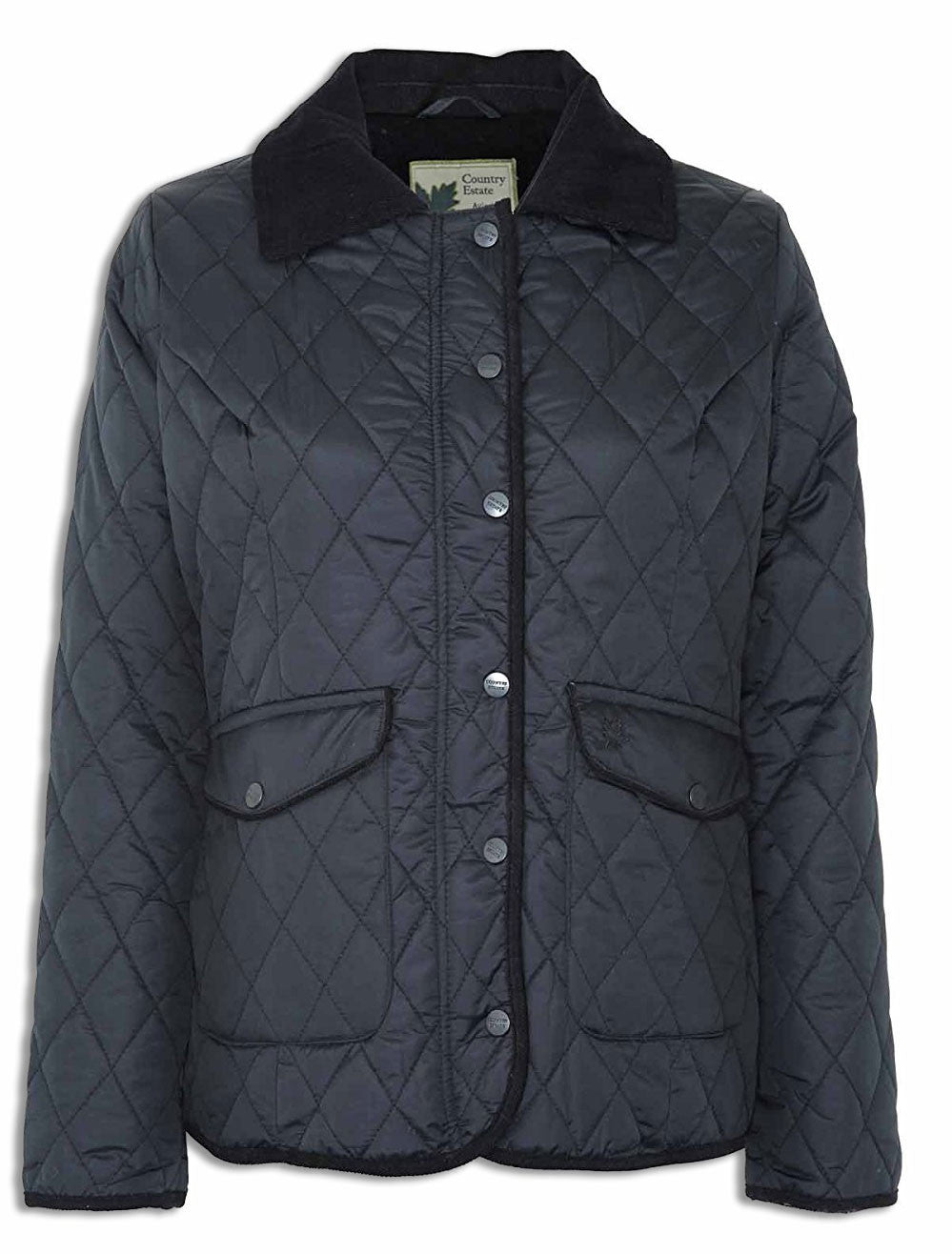 Champion Aylesbury Diamond Quilted Women's Jacket – Hollands ... : ladies quilted jacket sale - Adamdwight.com
