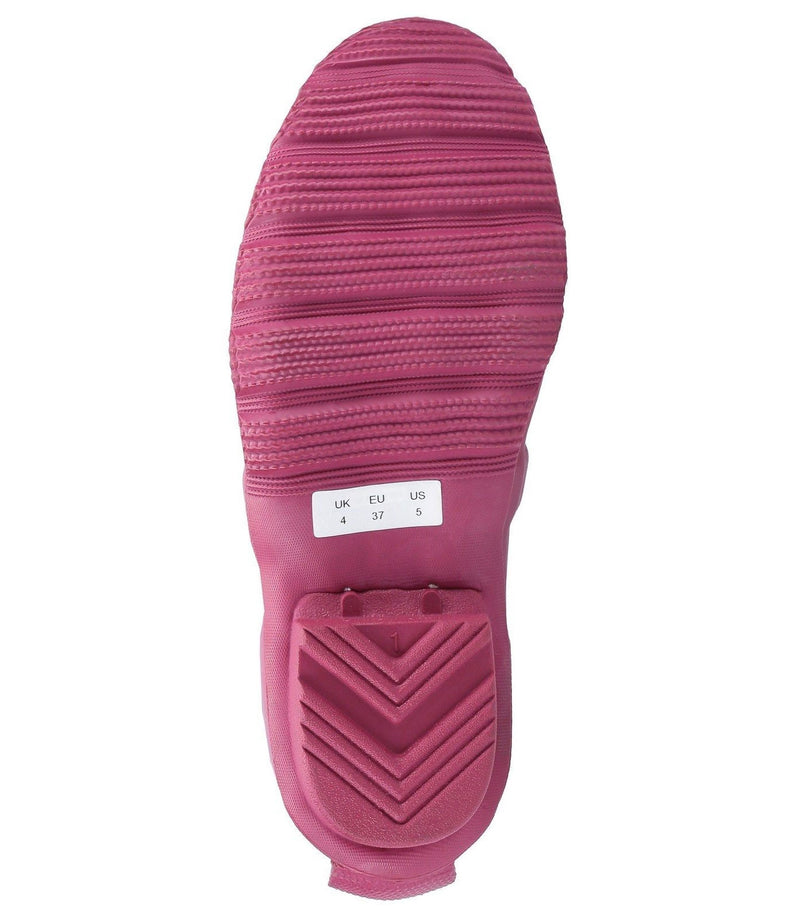 Berry rubber sole