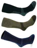 Bridgedale Explorer Heavyweight Sock | Navy, Black, Olive