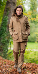 Ladyfield Ladies Waterproof and Breathable Coat by Baleno