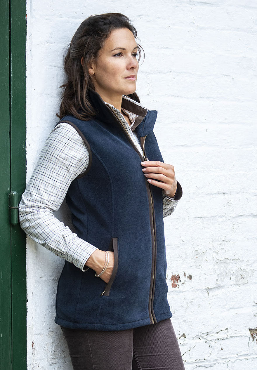Baleno Fairway Fleece Gilet  woman