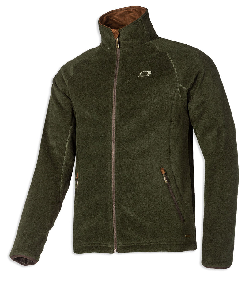Khaki Green Baleno Watson Waterproof Fleece Jacket
