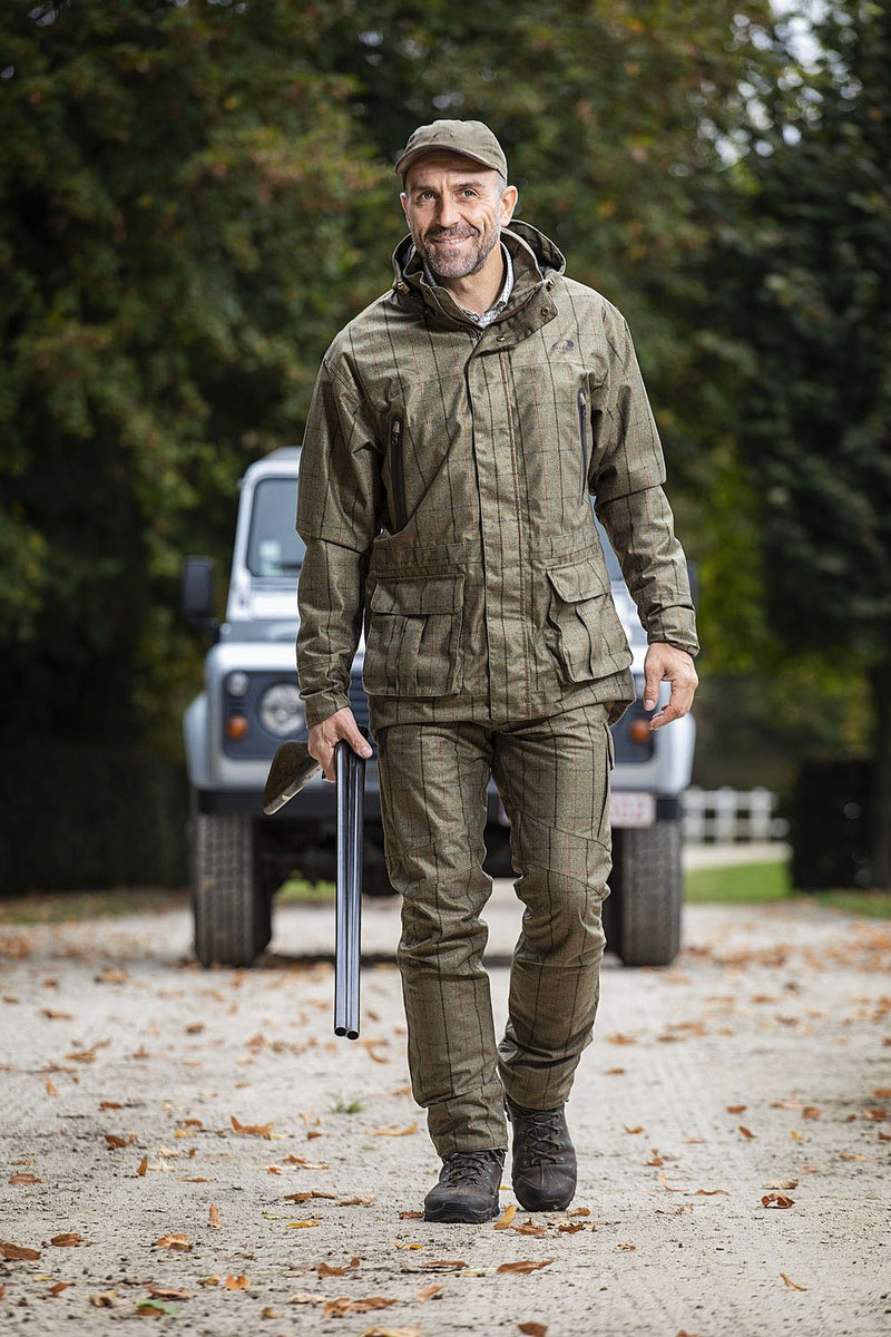 Baleno Waterproof, breathable and windproof trousers