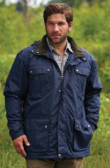 Champion's Balmoral jacket is a practical quality men's jacket,