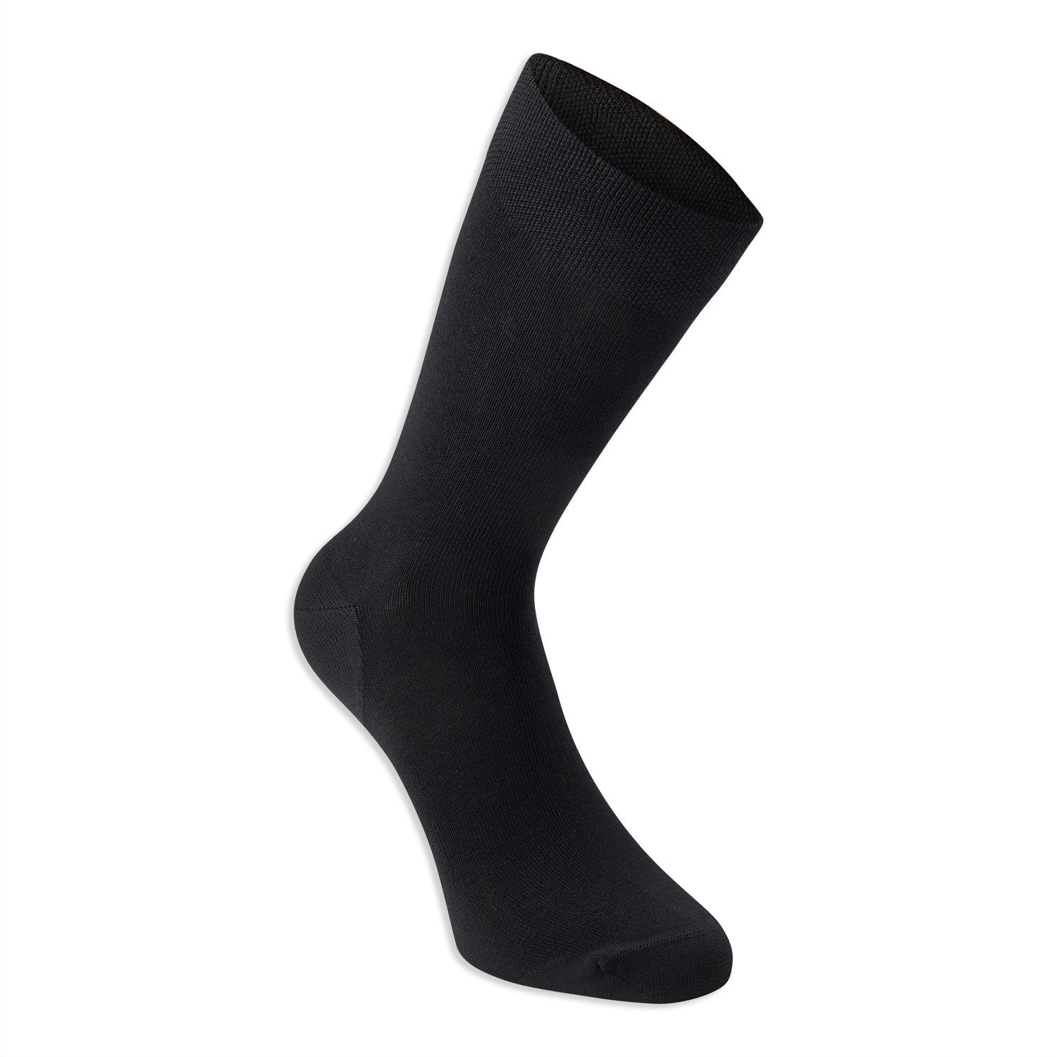 Black | Deerhunter Bamboo Socks | 3 Pack