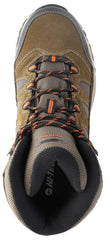 upper Bandera Men's Waterproof Hiking Boots by Hi-Tec