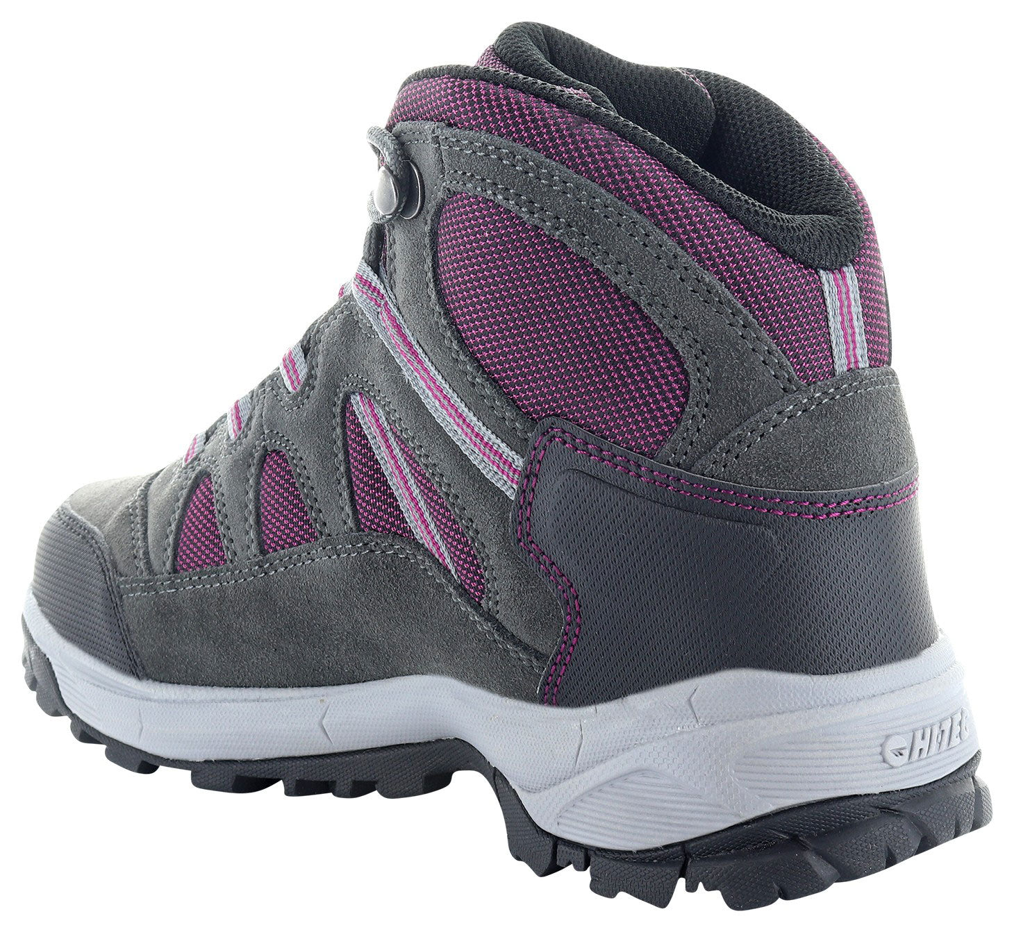 Hi-Tec Ladies Bandera Lite Waterproof Boots Rear Ankle view