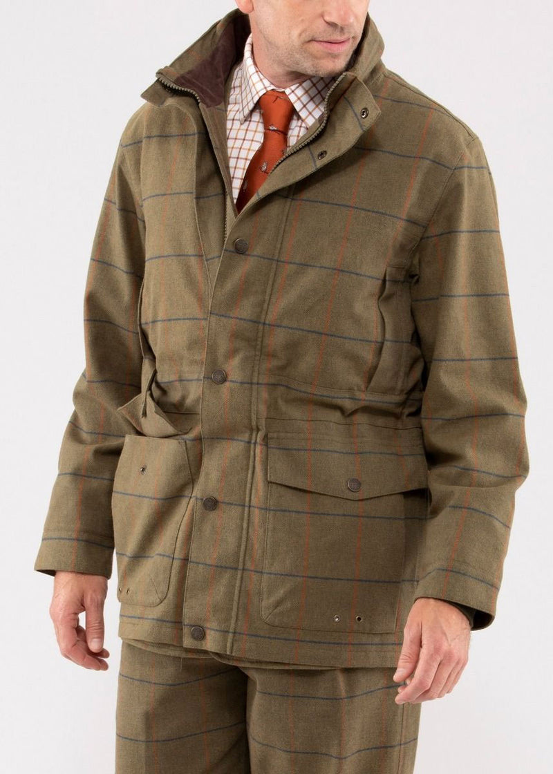 Axford Men's Shooting Field Coat by Alan Paine