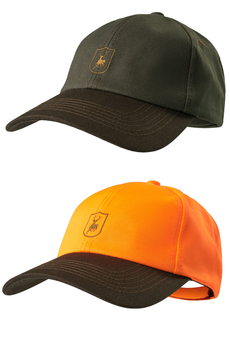 Deerhunter Bavaria Shield Cap |  Orange, Bark