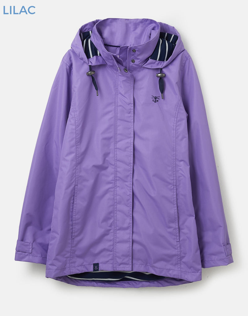Lighthouse Beachcomber Waterproof Jacket | Lilac