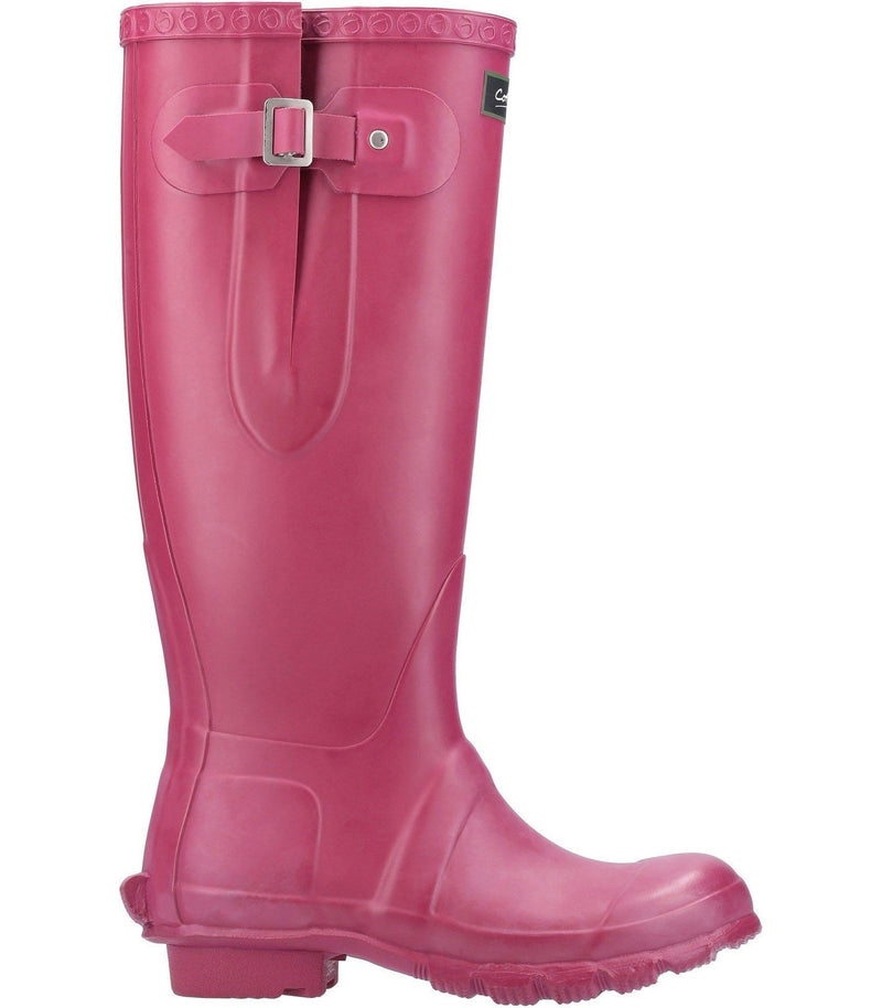 Berry Cotswold Windsor Buckle Strap Rubber Wellingtons