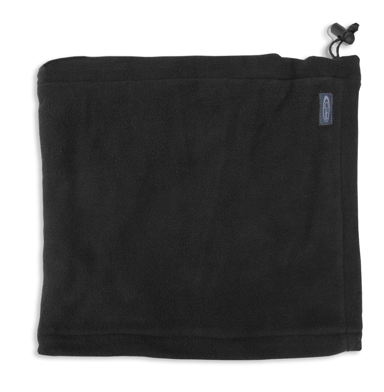Black Gelert Fleece Neck Warmer