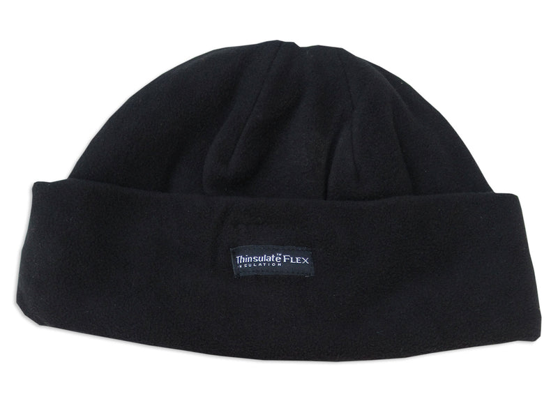 Black Gelert Man's Thinsulate Micro Fleece Hat