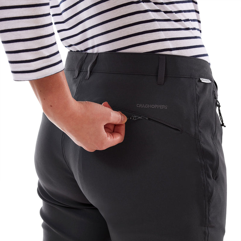 Back pocket Black