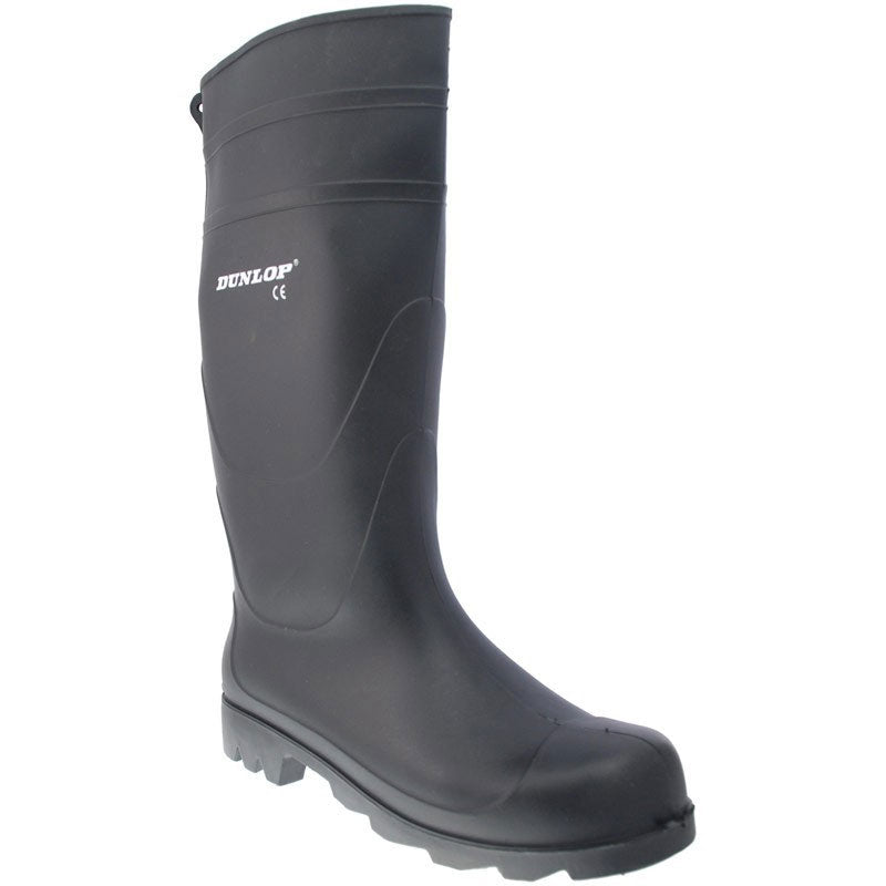 Dunlop Universal Wellies - Black size 9
