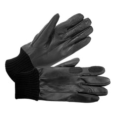 Black British Bag Company Leather Shooting Glove