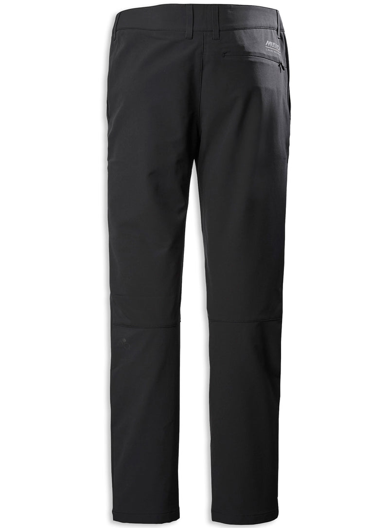Back pocket Musto X Land Rover Tech Stretch Trousers | black