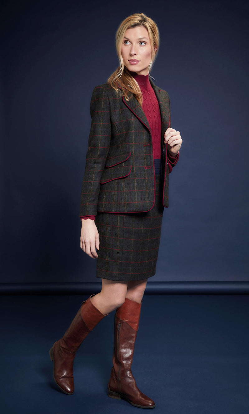 Blanche Tweed Jacket by Jack Murphy