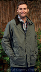 Blenheim is a versatile country coat for all occasion, highly practical and easy to wear