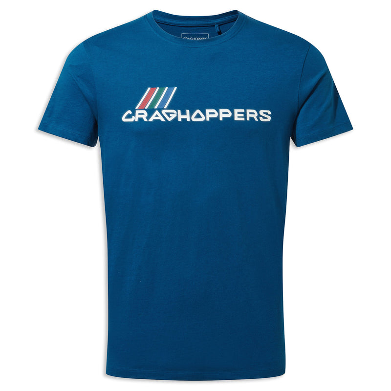 Poseidon Blue Craghoppers Mightie T-shirt