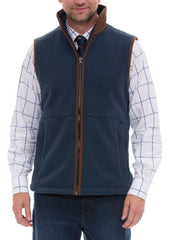 Blue Steel Fleece gilet