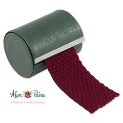 Alan Paine Knitted Wool Tie