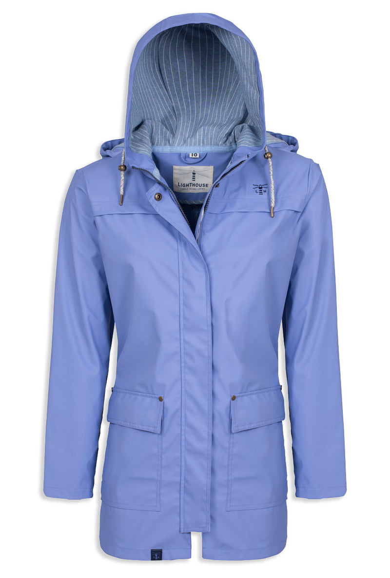 Women's Lighthouse Bowline Rubberised Jacket SS19