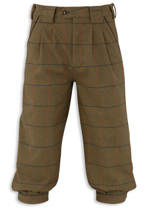 Alan Paine Axford Breeks - Basil Tweed