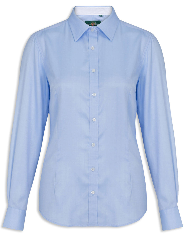 Baby Blue Alan Paine Bromford Ladies Shirt