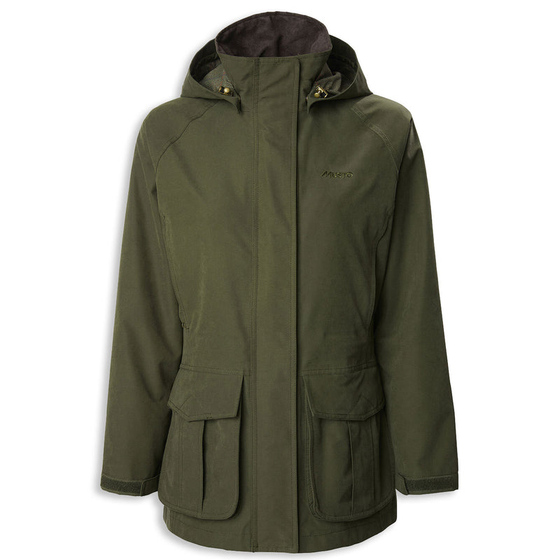 Moss Green Ladies BR1 Waterproof
