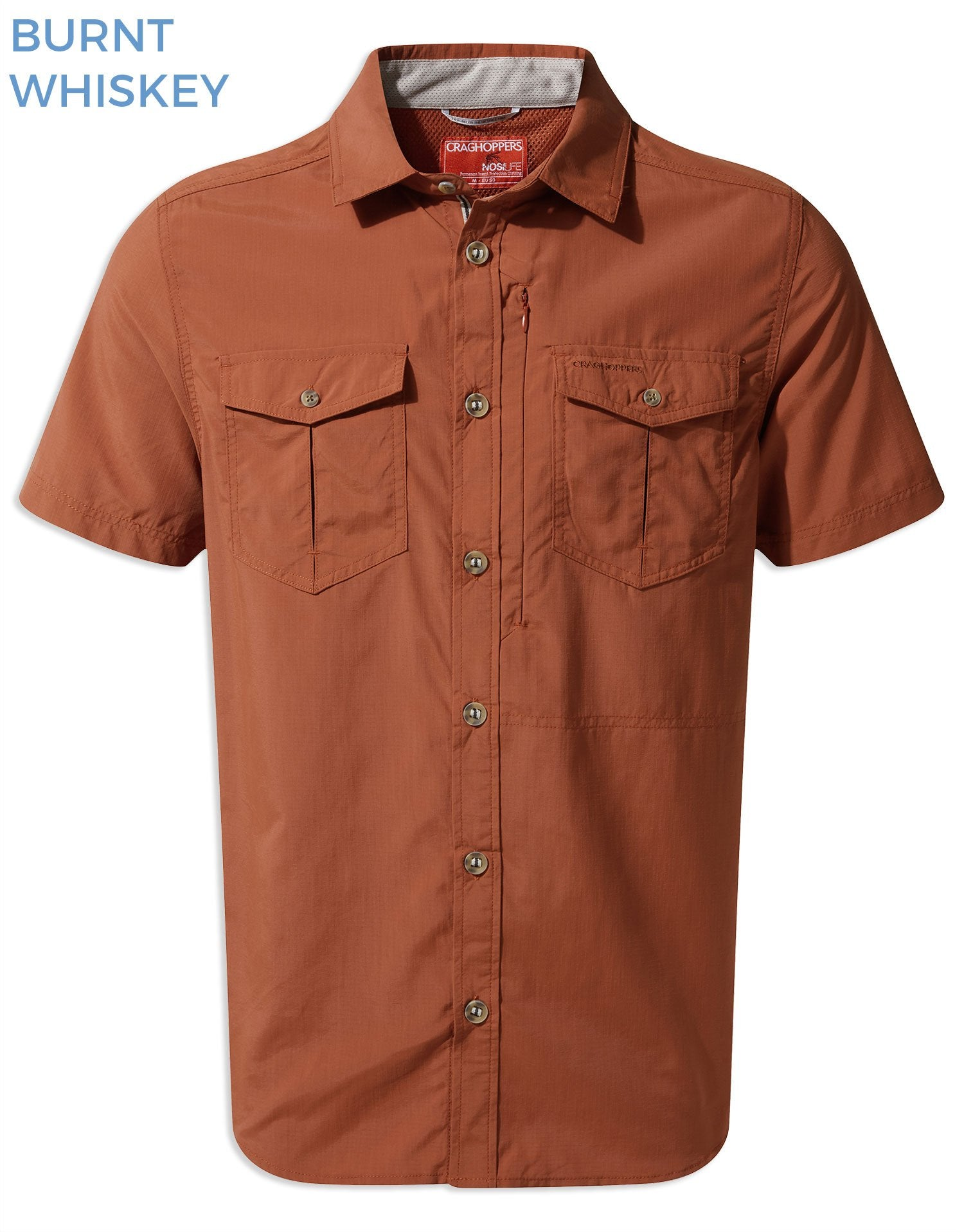 Whiskey Adventure II Short Sleeve Shirt by Craghoppers
