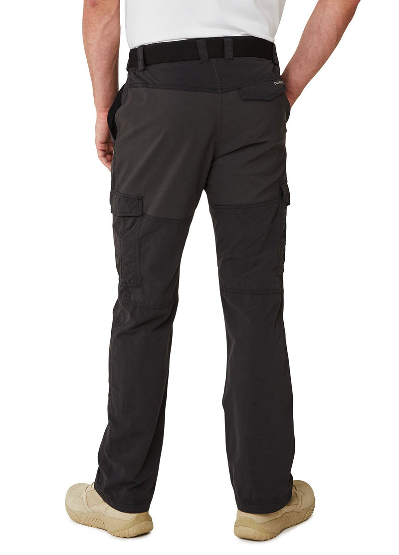 Back View travel trousers