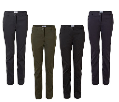 Craghoppers Kiwi Pro II Ladies Trousers