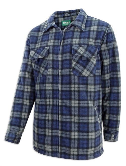 Hoggs Caithness Polar Fleece Workshirt