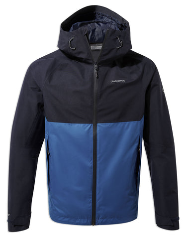 Craghoppers Caleb Gore-Tex Jacket | Dark Navy / Deep Blue