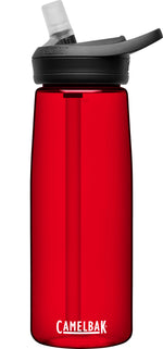 Cardinal REd .75 Litres CamelBak Eddy+ Water Bottle