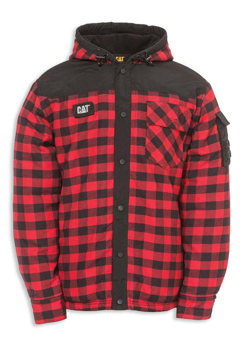 Caterpillar Sequoia Work Jacket | Red