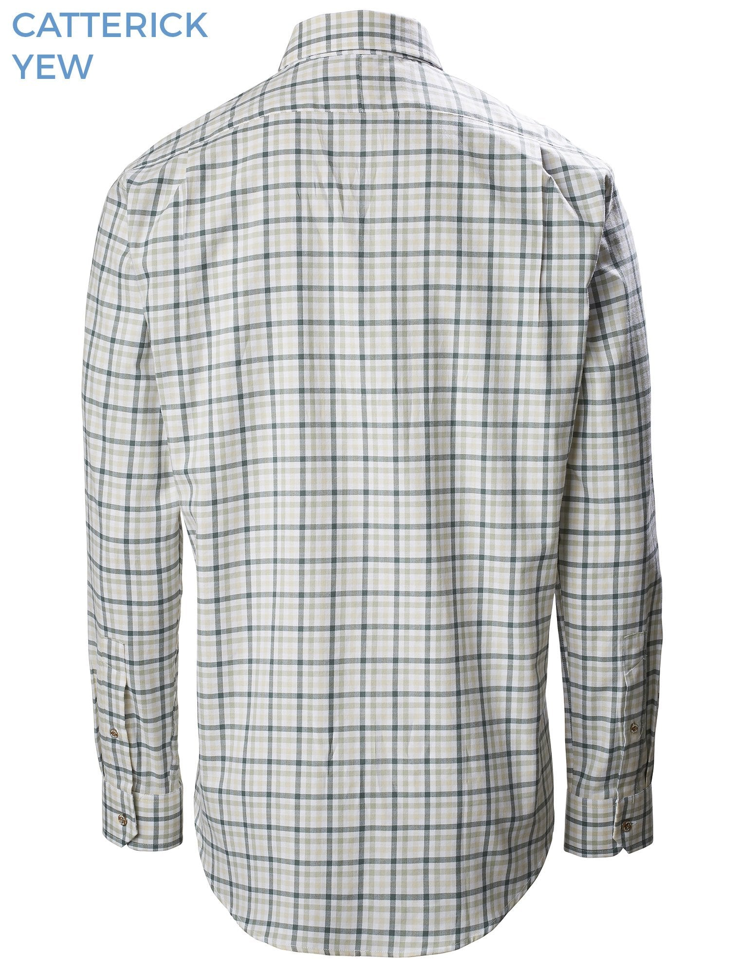 Carrick yew Classic Button Down Country Shirt by Musto