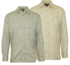 Champion Cartmel Field Tattersall Country Shirt. Cotton Rich