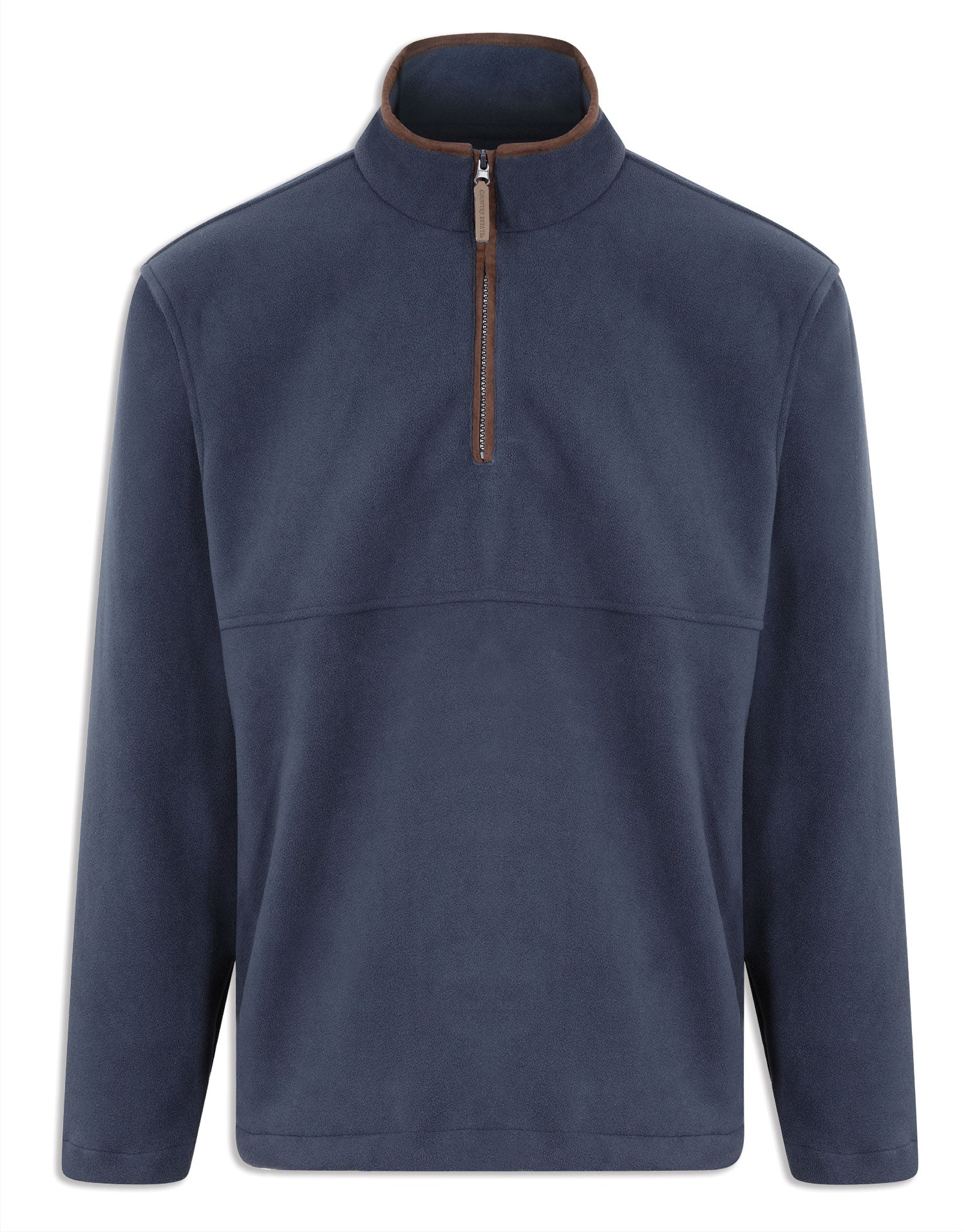 Navy Champion Oban Half Zip Fleece