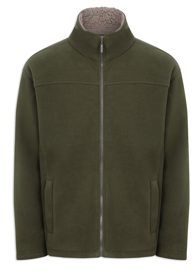 Green Champion Otley Fleece Jacket