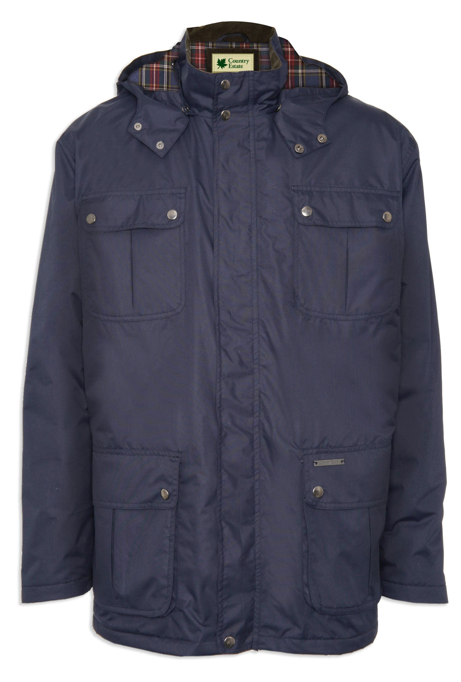Champion Balmoral Waterproof Jacket | Navy